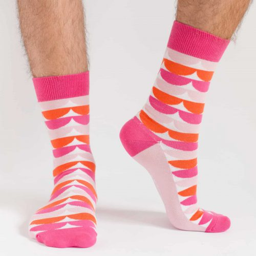 best pink dress socks for men gifts for badass men