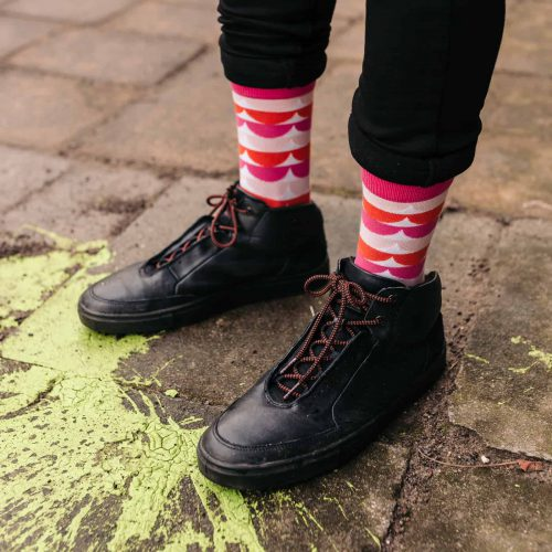 pink socks for men gifts for badass men