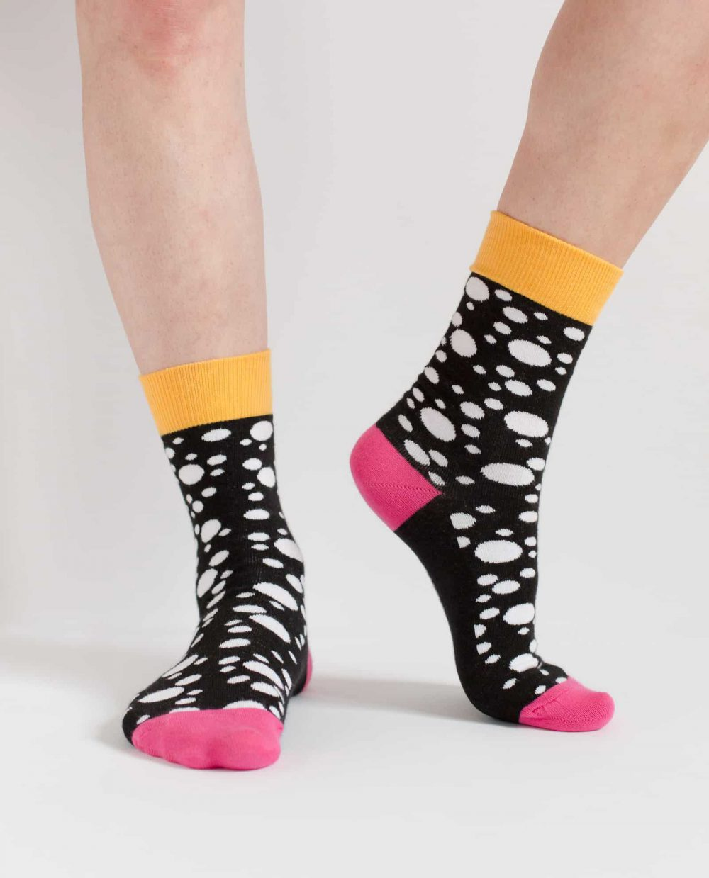 polka dot socks for women